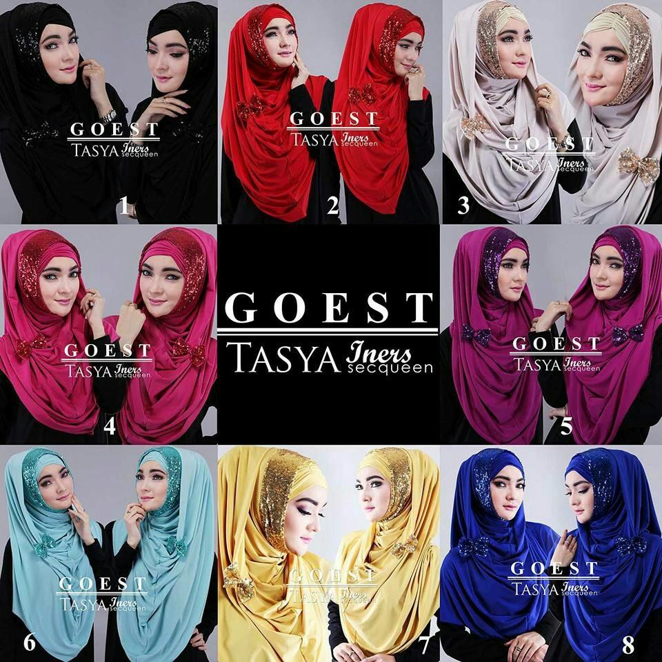 Hijab Tasya Iners