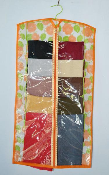 hanger hijab + cover dengan berbagai pilihan warna