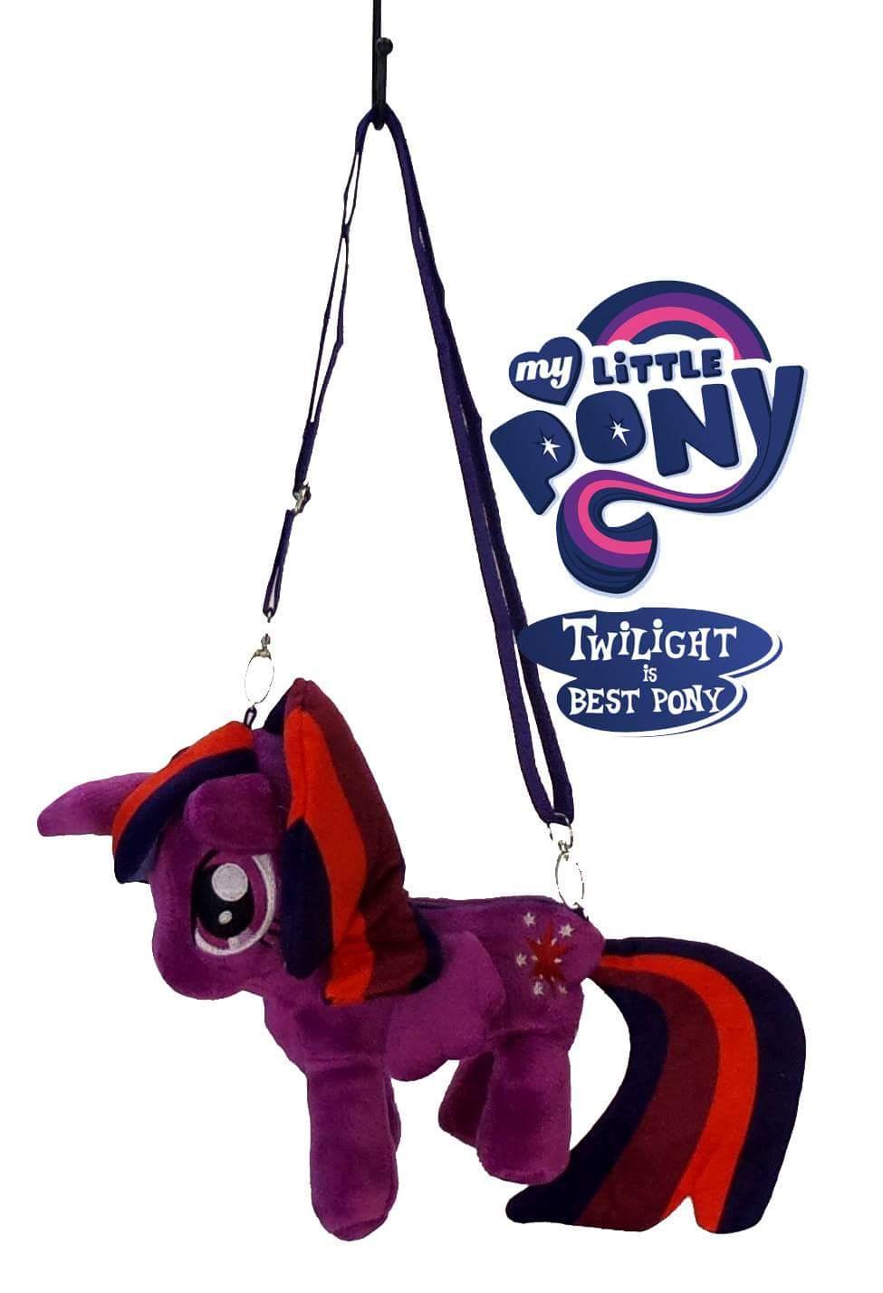 Jual Tas Anak Cewek My Little Kuda Pony Poni Small Twilight Kid Girl Selempang Bag Cl Accessories Tokopedia