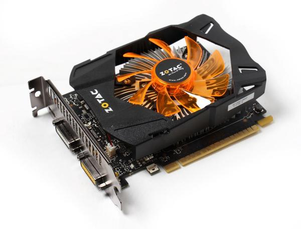 Brand New Zotac GTX750Ti 2GB DDR5 GTX 750 Ti 750Ti murah
