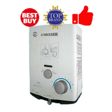 Wasser Water Heater Gas Low Pressure WH506A