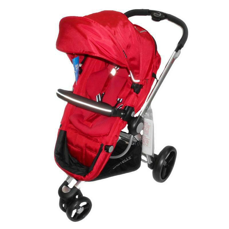 Stoller BabyElle S-900 Ventura Red,black Murah