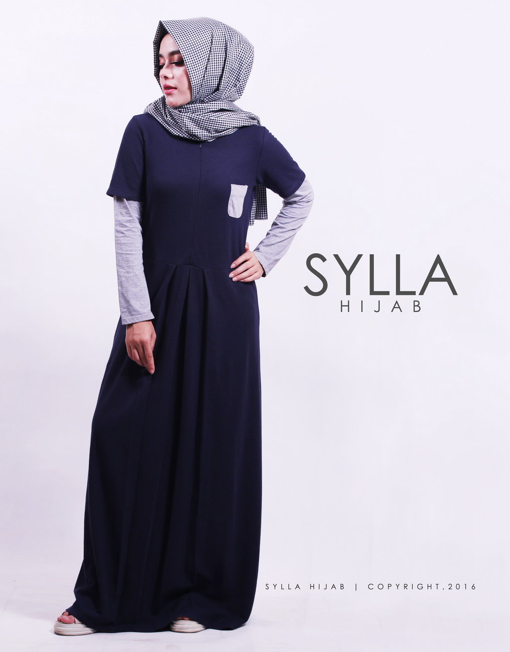 Dress Cecilia By Sylla Hijab