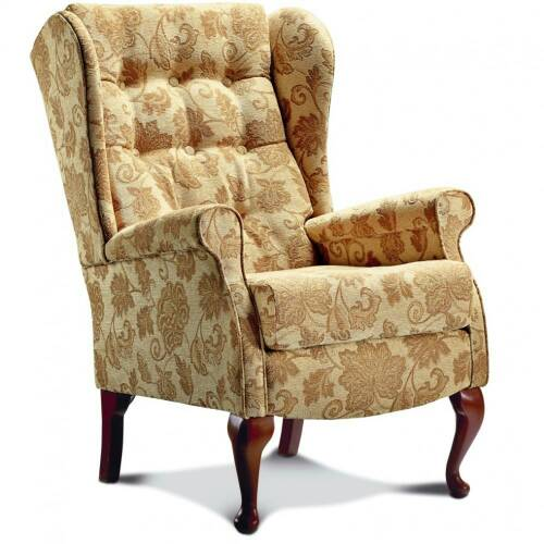 Jual Sofa Wing Chair Aloysius Furniture Surabaya Aloysius Furniture Di Tokopedia