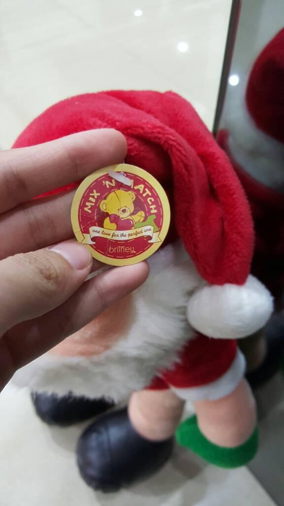 Boneka Santa Claus / Boneka Sinterklas Christmas Gift Kado Natal
