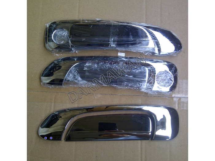 Cover Handle Chroom Honda Jazz GD3 2004-2008