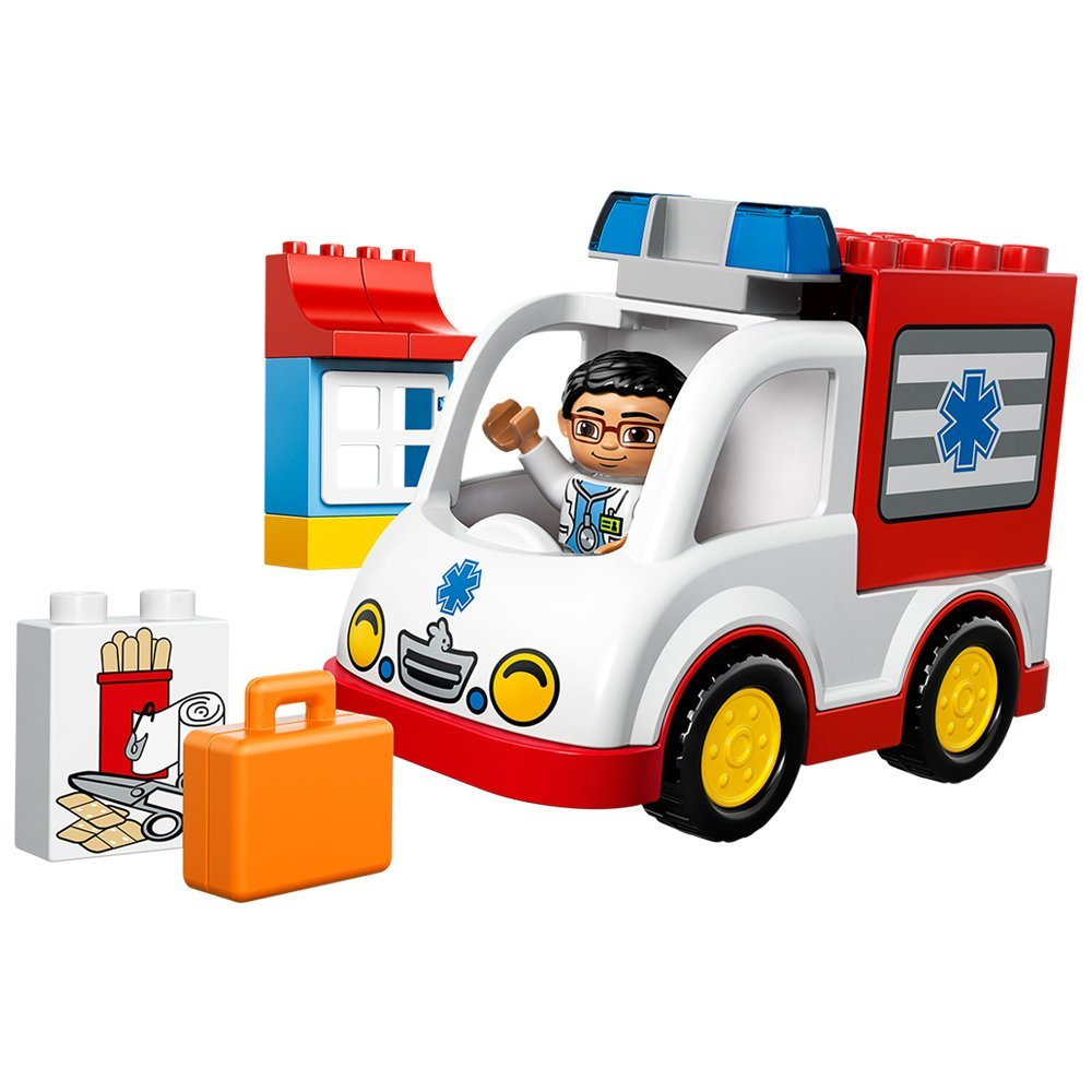 Jual Lego Duplo Ambulance 10527 Baby Carrier Indonesia