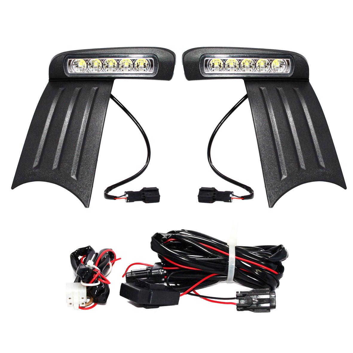 OTOmobil Lampu DRL Fog Lamp Honda Jazz 2012 AI-AK390