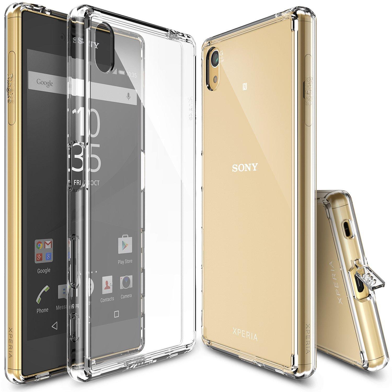 Rearth Ringke Sony Xperia Z5 Fusion Xperia Z5 Crystal View