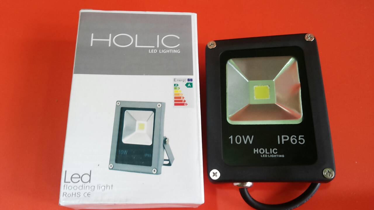 Jual Lampu Led Sorot 10 Watt Holic Kotak Flood Light Putih Zehn Floodlight 50 Gita Shop Tokopedia