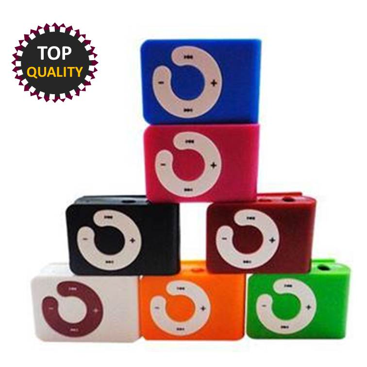 MP3 Player Music Merk Branded / Media Player Micro SD (TOP QUALITY)