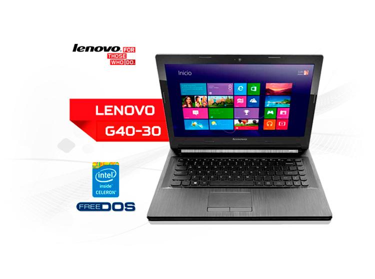 Jual Laptop Lenovo G40 30 BNIB
