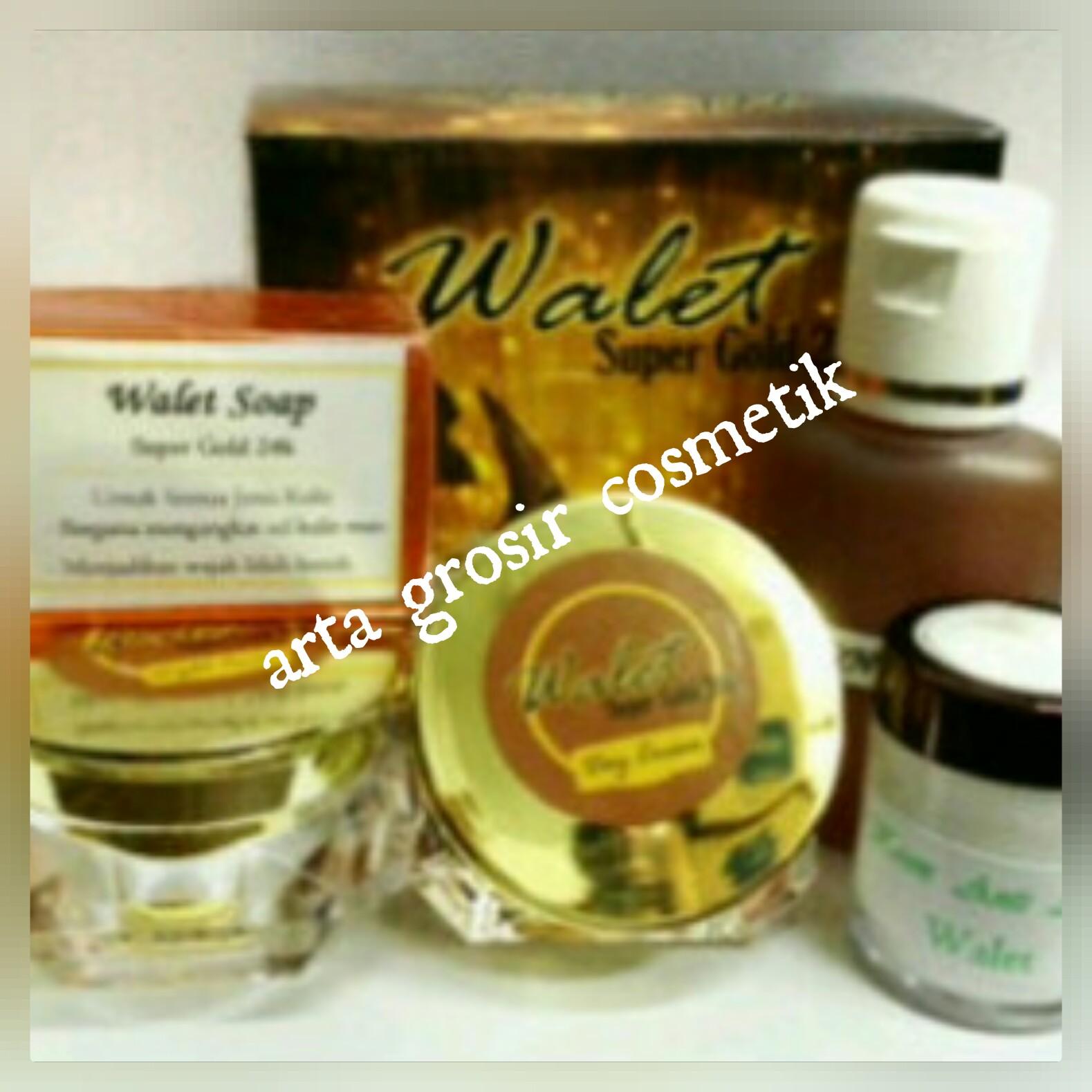 Jual Cream Walet Super Gold 24k Arta Grosir Tokopedia