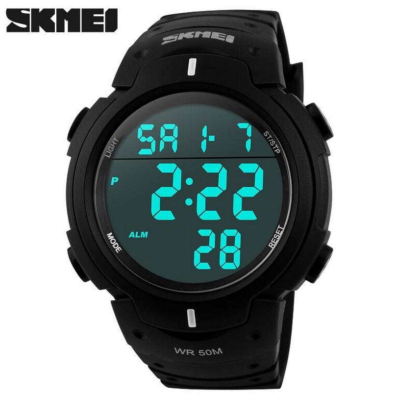 Jam Tangan / SKMEI Pioneer Sport Watch Water Resistant 50m - DG1068