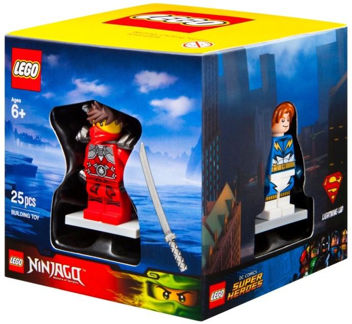 LEGO 5004077 - Super Heroes - 2015 Target Minifigure Gift Set