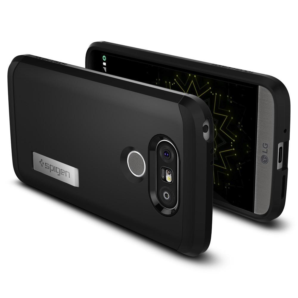 Spigen For LG G5 Case Tough Armor A18CS20139 - Hitam