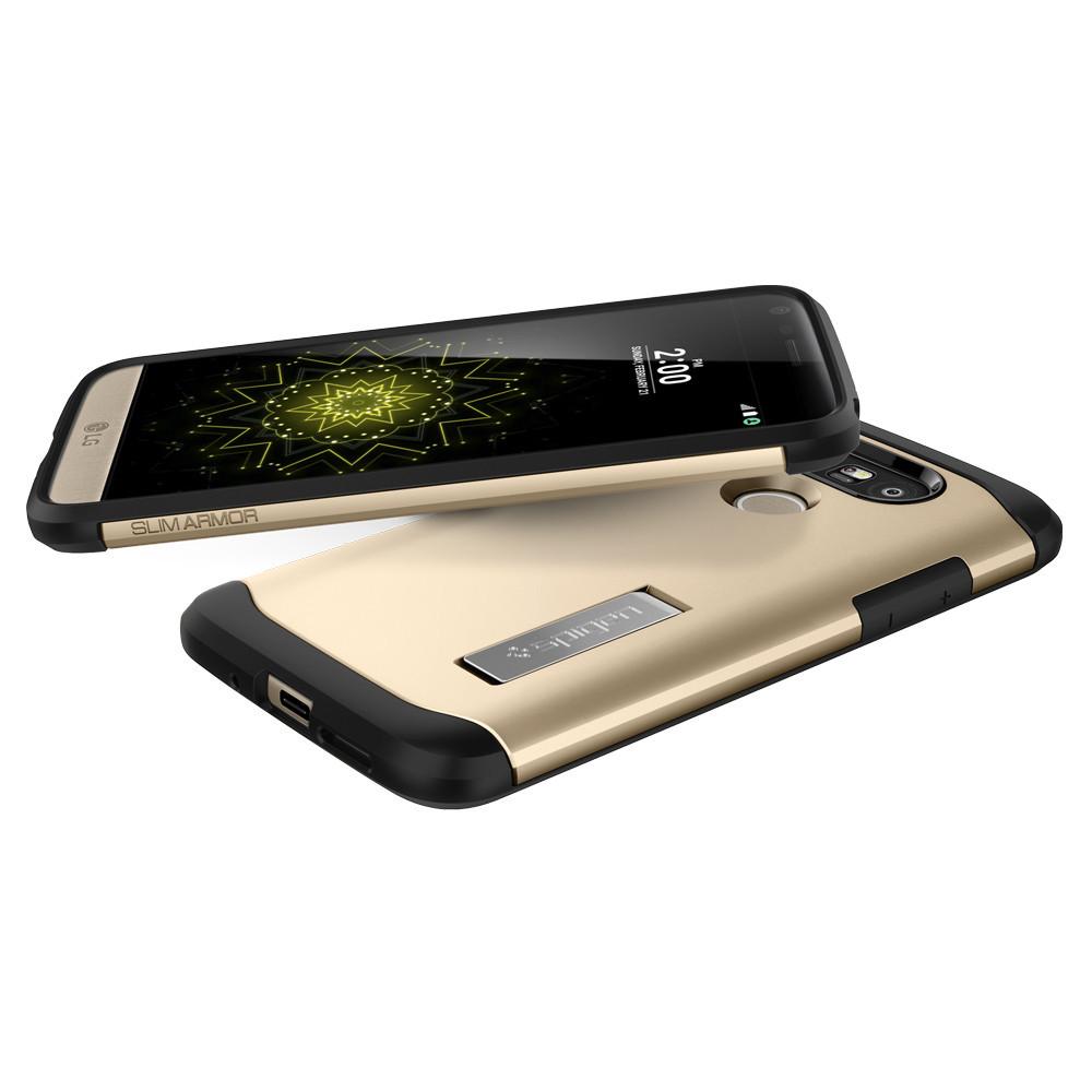 Spigen For LG G5 Case Slim Armor A18CS20132 - Champagne Gold