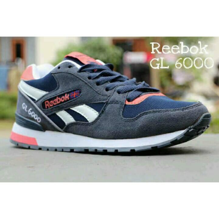 finest selection 9e363 2463a ... Sepatu Reebok GL 6000 Import . ...