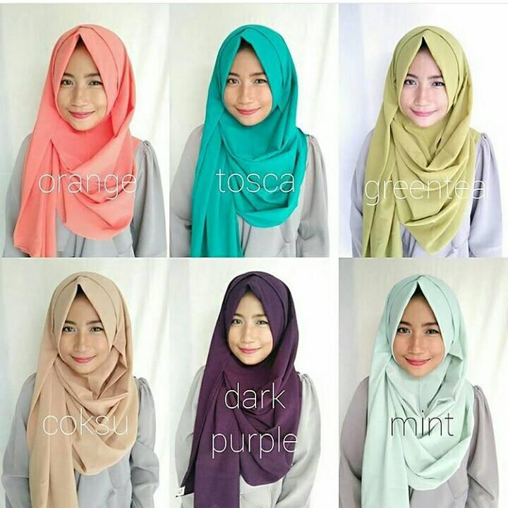 hijab instant / ameera instant / hijab diamond italiano