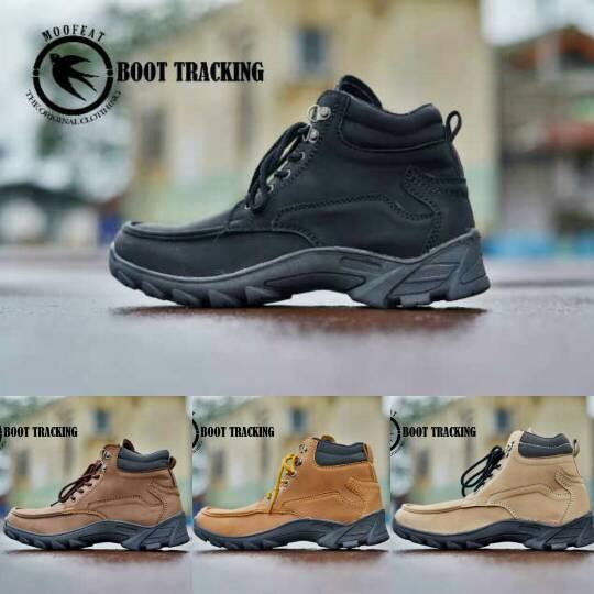 Jual Sepatu Boot Moofeat Tracking Original Handmade 1 Murah