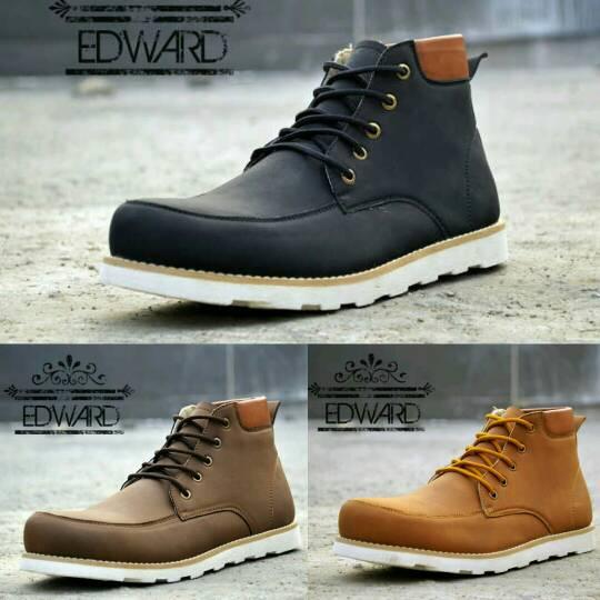 Jual Sepatu Boot Moofeat Edward Original Handmade Murah