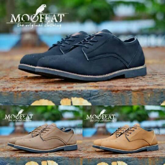 Jual Sepatu Moofeat Slim Original Handmade Murah