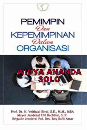 Pemimpin dan Kepemimpinan Dalam Organisasi