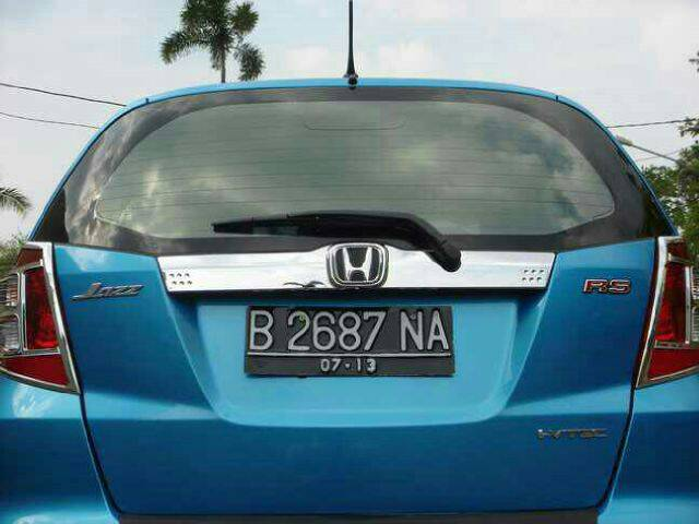 trunklid new jazz/allnew jazz jsl