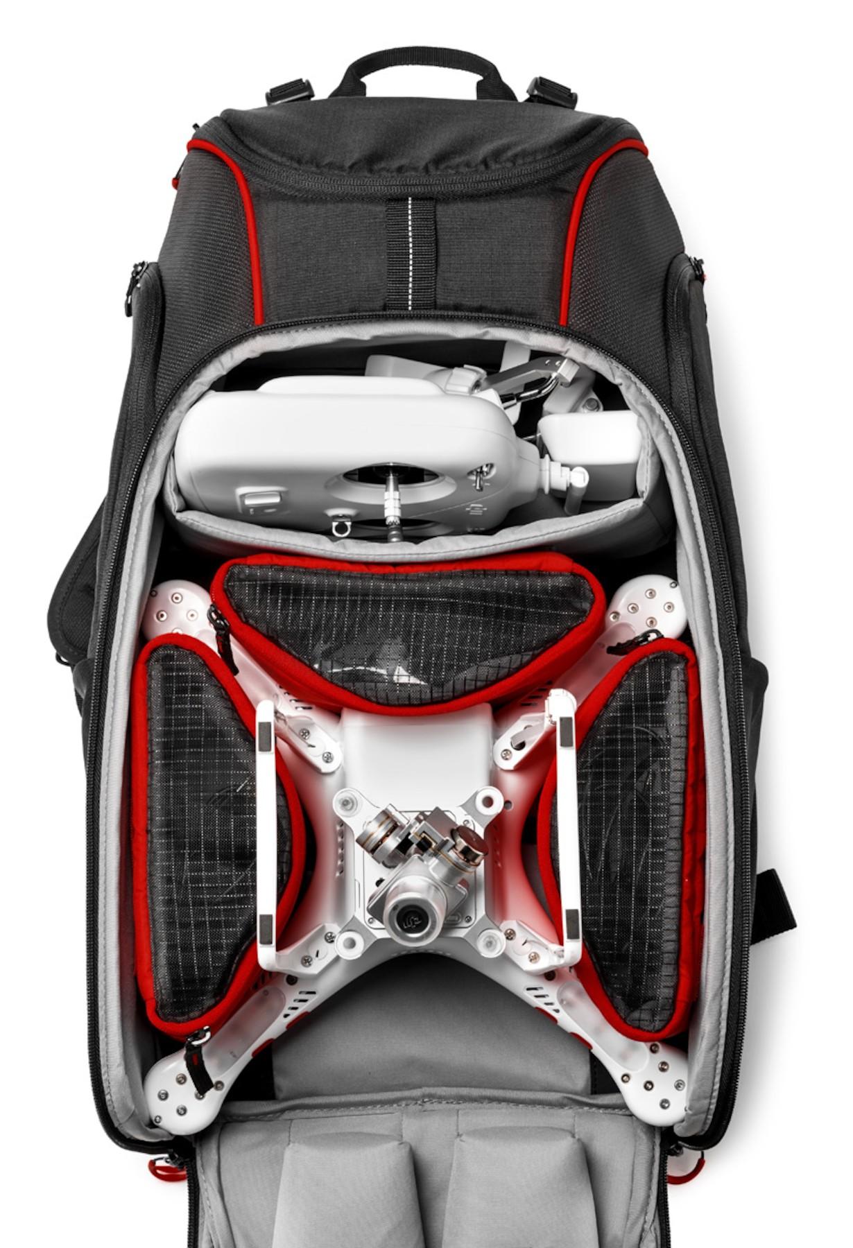 jual tas drone manfrotto d1 drone backpack for dji phantom taskamera id tokopedia. Black Bedroom Furniture Sets. Home Design Ideas