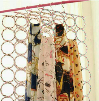 gantungan jilbab/shawl/hijab/kerudung/ tempat taro jilbab