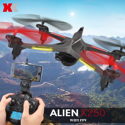 XK Alien X250-B WiFi FPV W/ 720P Camera Headless Mode RTF