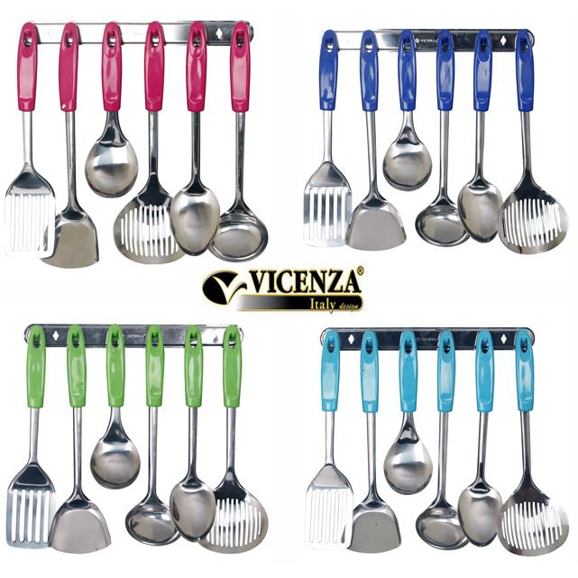 Jual kitchen tool vicenza perlengkapan dapur sodet set for Jual peralatan kitchen set