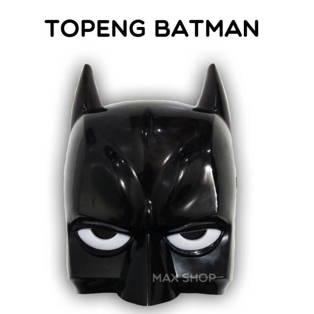 Jual Topeng Batman / Topeng Muka / Topeng LED / Lampu - MAXSHOP-ONLINE |