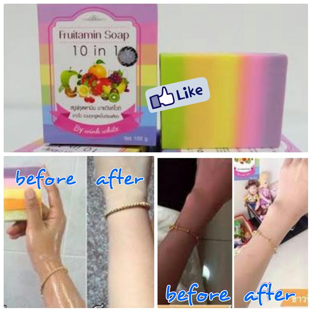 Image result for jual sabun pemutih fruitamin soap hd