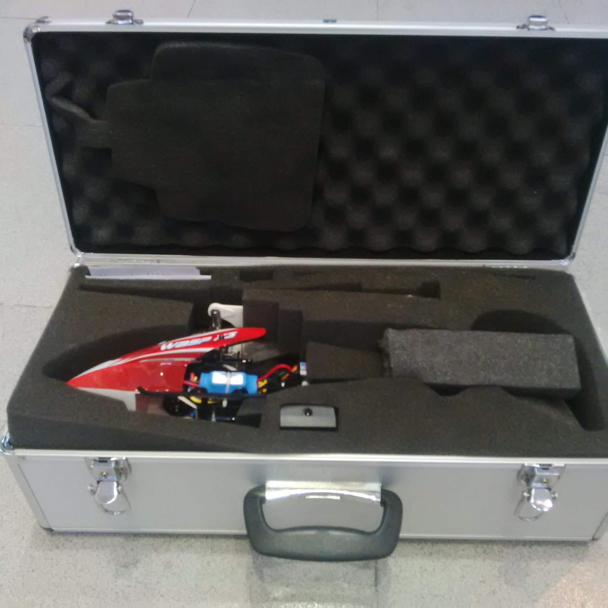 Skyartec Wasp x3v 6ch 3-AXIS Flybarless 2.4GHz RTF (Aluminium Case)
