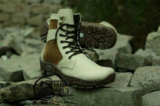 Jual Sepatu Boots Mr. Joe Douglas Delta Murah