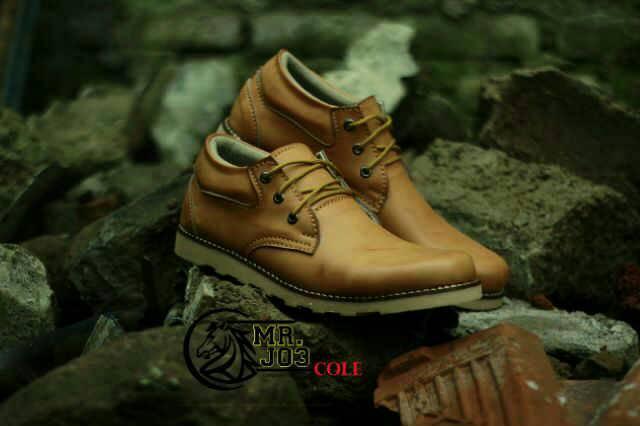 Jual Sepatu Casual Mr. Joe Cole Tan Murah