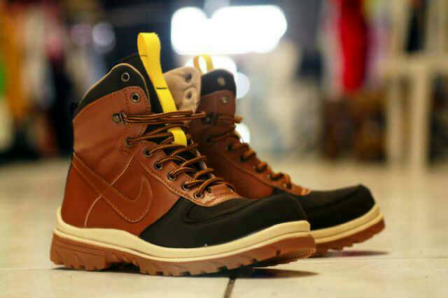 Jual Sepatu Nike Boots Pria Murah