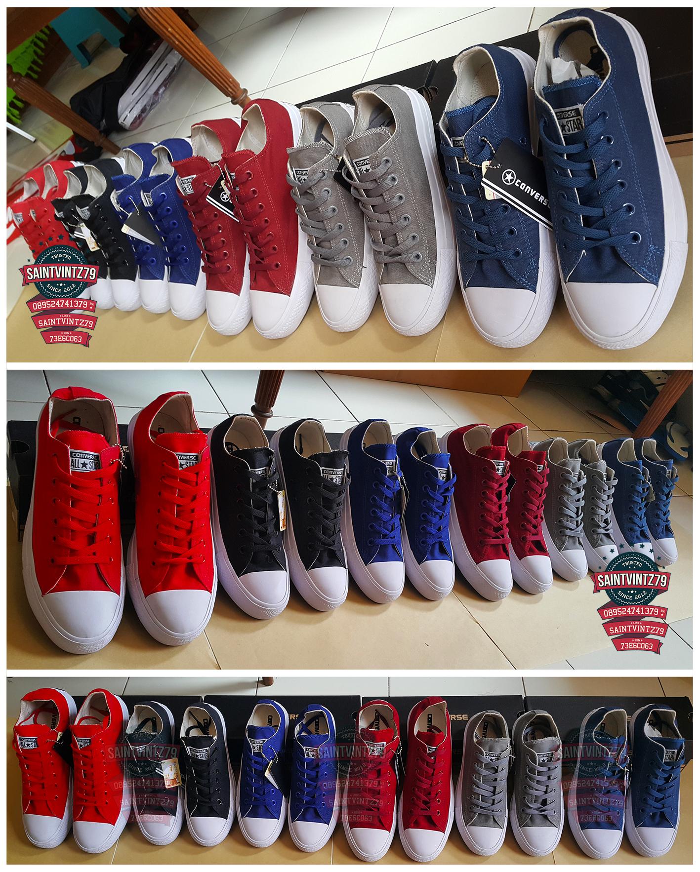 Jual Sepatu Converse All Stars II Grade Ori asli Pabrik - SaintVintz79 ... 53211d0230