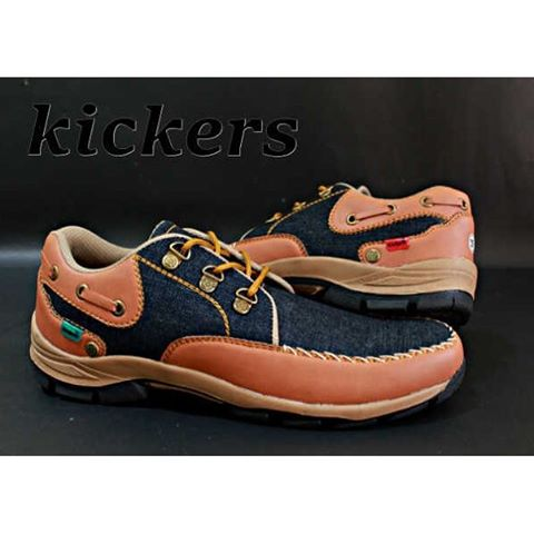 Kickers Casual blue