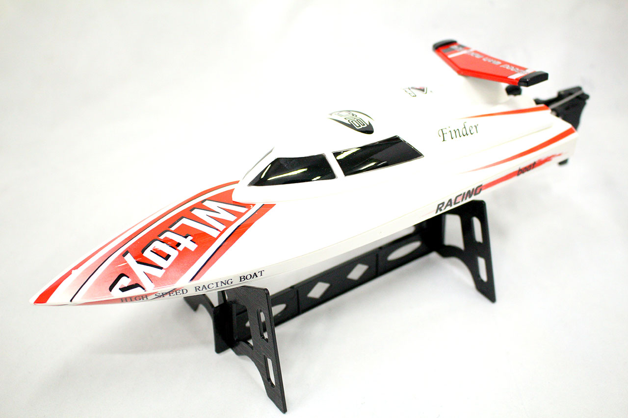 RC Boat Freedom WLB-911 (White)