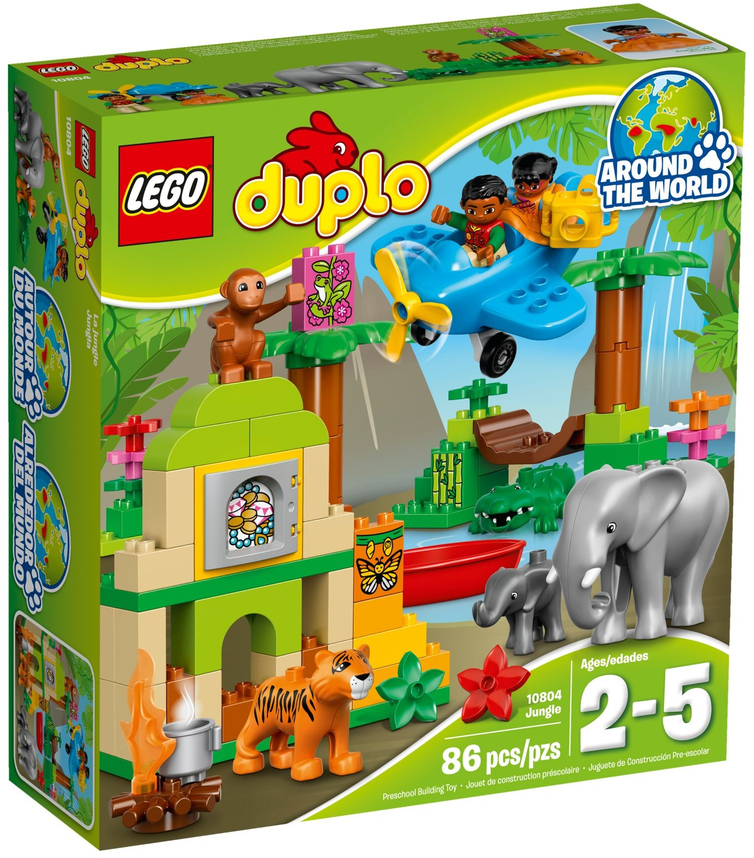 LEGO 10804 - Duplo - Jungle