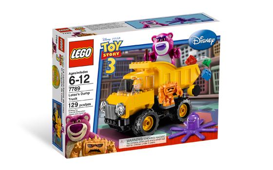 LEGO 7789 - Toy Story - Lotso's Dump Truck
