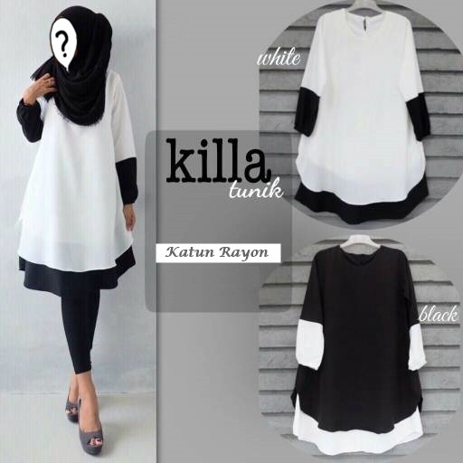 blouse cewek / blouse wanita / blouse hijab