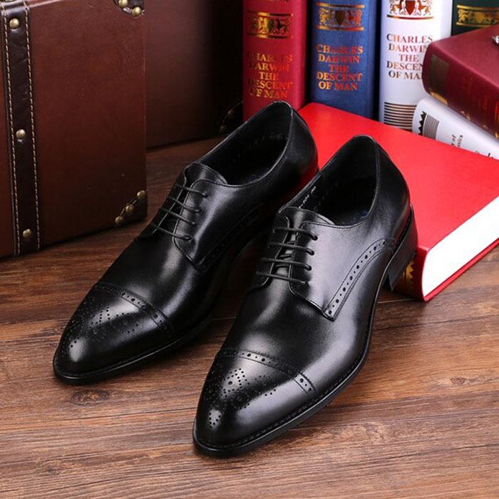Sepatu Pantofel Kerja Pesta Pria WETAN Sweta Dwipa