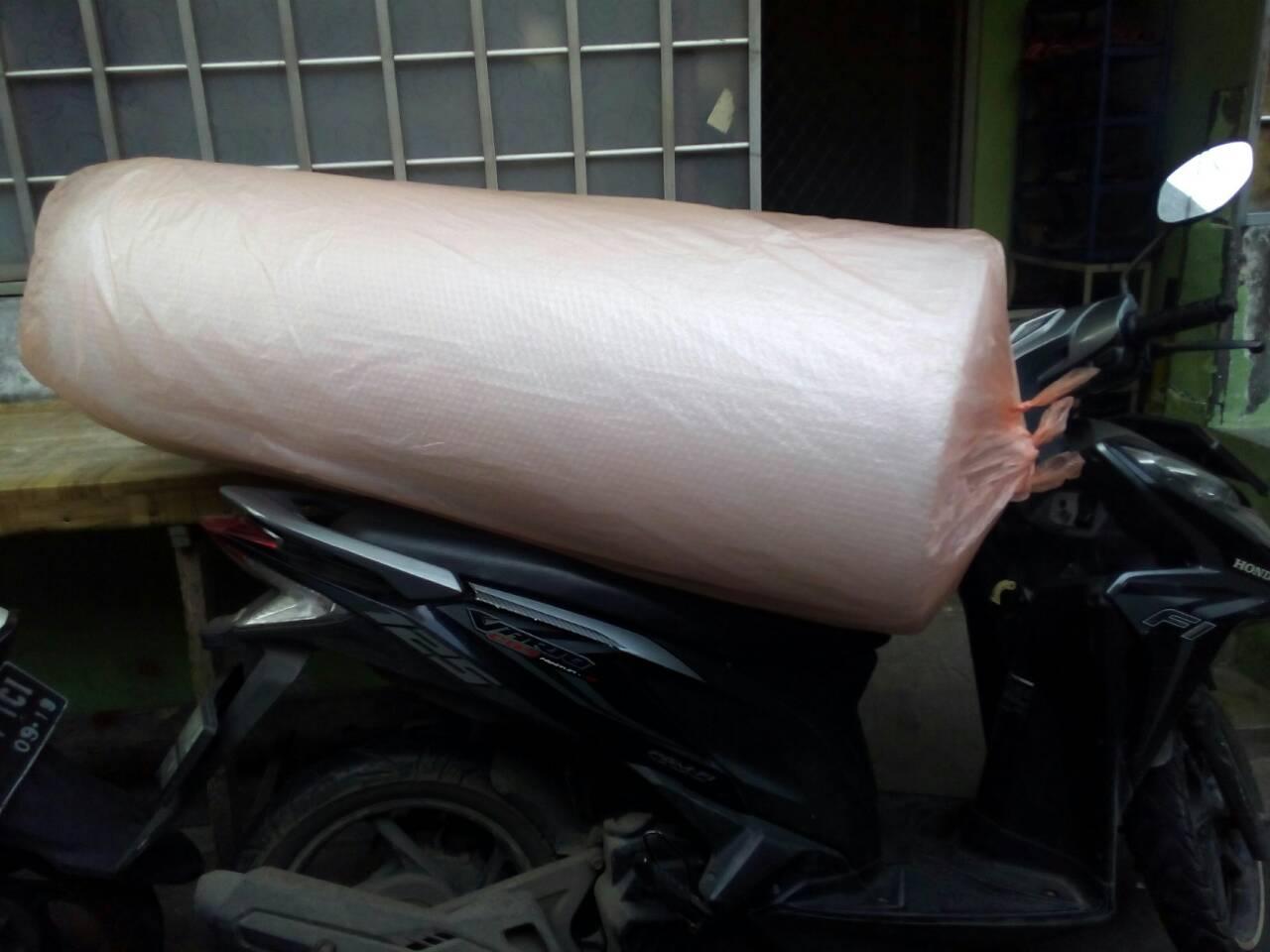 Bubble Wrap Biru Bungkus Roll Bubble Pack PROMO! JAKARTA