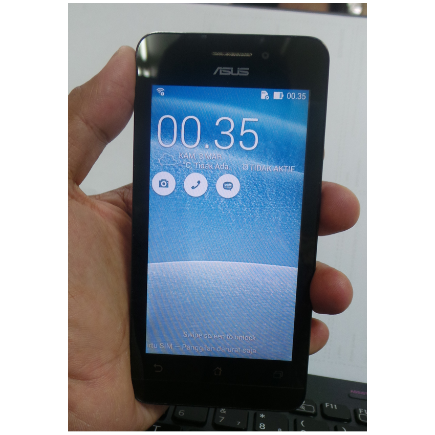 Jual ASUS Zenfone 4c 45 Inc T00Q Bekas Seken MULUSSS