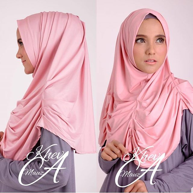 hijab loly/ kerudung/ jilbab