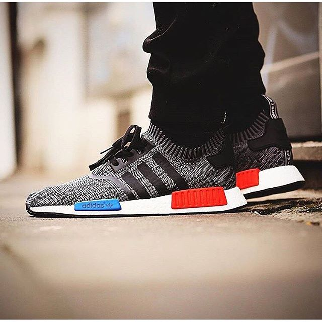 Adidas NMD R1 vs R2 Primeknit Whats the difference w/ On Feet