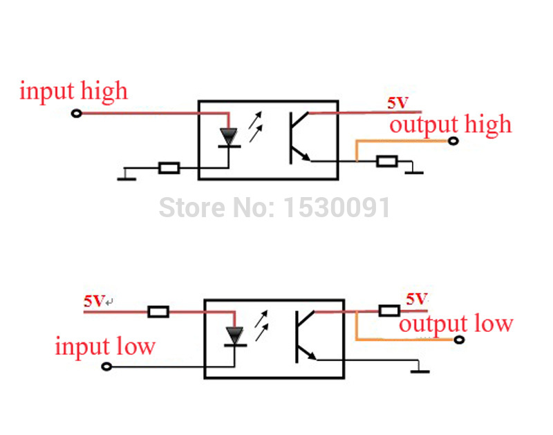 switching relay wiring diagram with Sharp Pc817 1 Channel Optocoupler Dip on 21565 likewise General Guide On How To Wire Relay Harness W Onoff Switch Pertaining To Led Light Bar Wiring Harness Diagram likewise Qq5897 likewise Further information further I  Ic 7700 Qst Review.